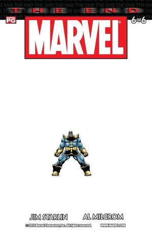 Marvel Universe The End Vol 1 6