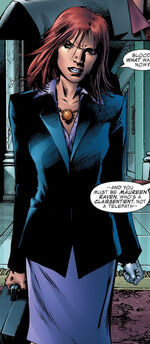 Maureen Raven (Earth-616) from Wisdom Vol 1 1 0001