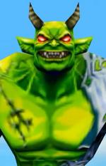 Norman Osborn (Earth-TRN125) from Ultimate Spider-Man Total Mayhem 001