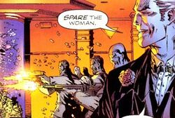Odessa Mafia (Earth-7642) from Witchblade Wolverine Vol 1 1 001
