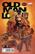 Old Man Logan Vol 1 1 McNiven Variant