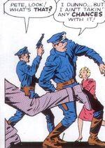 Pete (Politie Agent) (FF-1)