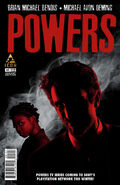 Powers Vol 3 1 Television Variant