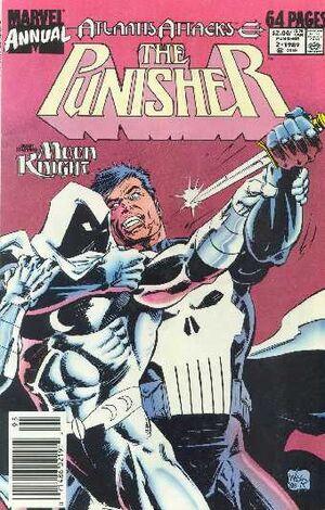 Punisher Annual Vol 1 2