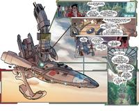 Royal Inhuman Vessel from All-New Inhumans Vol 1 1 002