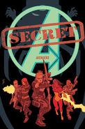 Secret Avengers Vol 3 2 Shalvey Variant Textless