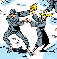 Sol Rosenblatt (Earth-616) from Avengers Vol 1 209 0001