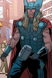 Thor Odinson (Earth-TRN632) from Spider-Man 2099 Vol 3 23 001