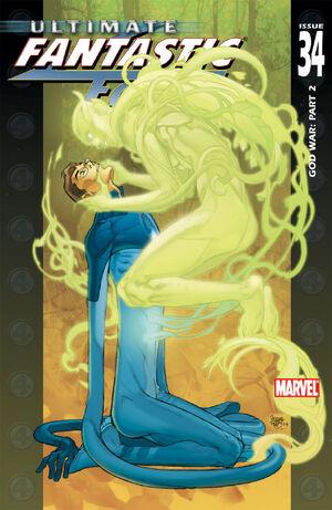 Ultimate Fantastic Four Vol 1 34
