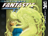 Ultimate Fantastic Four Vol 1 34