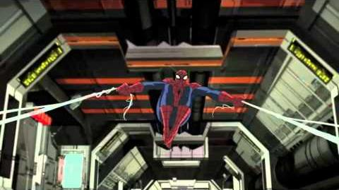 Ultimate Spider Man Season 2 Episode 17 Clip 01