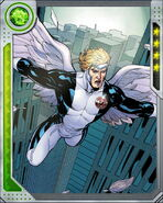 Warren Worthington III (Earth-616) from Marvel War of Heroes 008