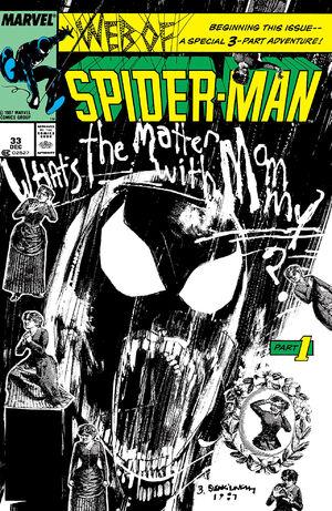 Web of Spider-Man Vol 1 33