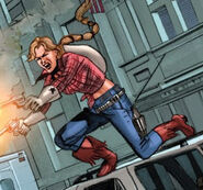 Wrangler (Laralie) (Earth-616) from Fear Itself The Home Front Vol 1 1 0001