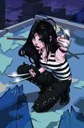 X-23 Vol 3 1 Textless