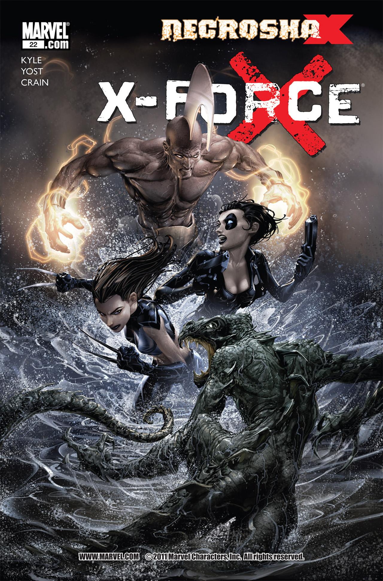 X-Force Vol 3 22