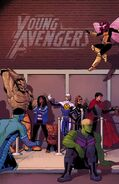 Young Avengers Vol 2 14 Textless