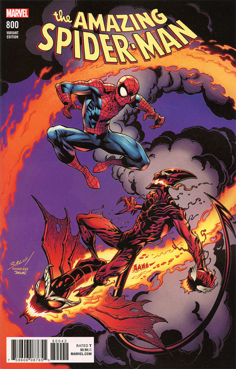 Amazing Spider-Man 798 799 800 801 Ramos 1st print Variant Covers Red Goblin
