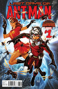 Ant-Man Last Days Vol 1 1