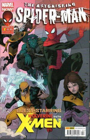 Astonishing Spider-Man Vol 4 2