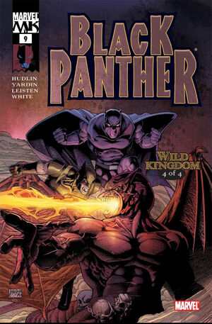 Black Panther Vol 4 9