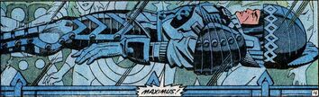 Blackagar Boltagon (Earth-616) trapped in Maximus body from Avengers Annual Vol 1 12