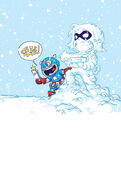 Bucky Barnes The Winter Soldier Vol 1 1 Baby Variant Textless