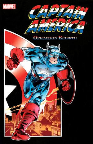 Captain America Operation Rebirth TPB Vol 2 1
