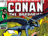 Conan the Barbarian Vol 1 9