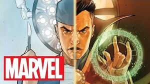 DOCTOR STRANGE SURGEON SUPREME 1 Trailer Marvel Comics