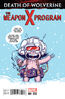 Death of Wolverine The Weapon X Program Vol 1 1 Baby Variant