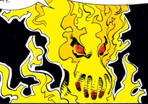 Fire Demons from Thor Vol 1 349 001