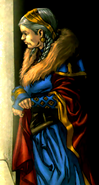Freyja Freyrdottir (Earth-616) from Thor Son of Asgard Vol 1 9 0001