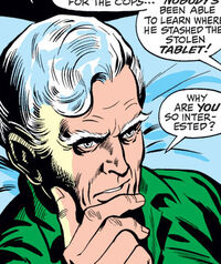 George Stacy (Earth-616) from Amazing Spider-Man Vol 1 73 0001