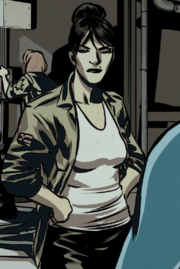 Geraldine Quimbly (Earth-31333) from Captain Marvel and the Carol Corps Vol 1 3 001
