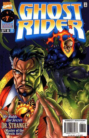 Ghost Rider Vol 3 77