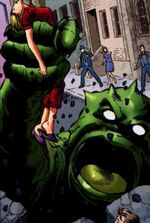 Giganto (Deviant Mutate) (Earth-Unknown) from Marvel Adventures Super Heroes Vol 2 10 0001