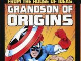 Grandson of Origins of Marvel Comics Vol 1 1