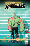 Guardians of Knowhere Vol 1 3 Connecting Variant D