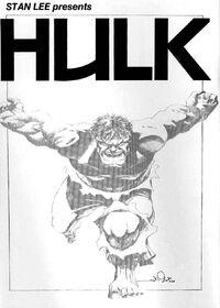 Hulk! Vol 1 27 Frontspiece