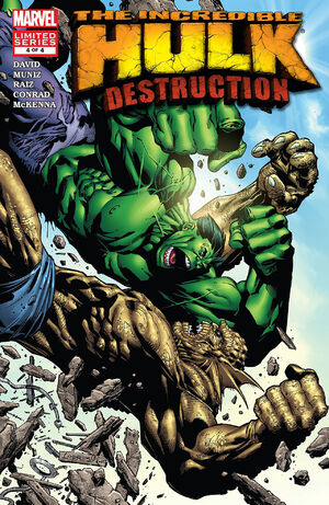 Hulk Destruction Vol 1 4