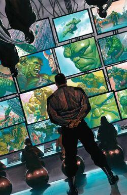 Immortal Hulk Vol 1 21 Textless