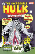 Incredible Hulk Vol 1 1 (Wal-Mart Edition)