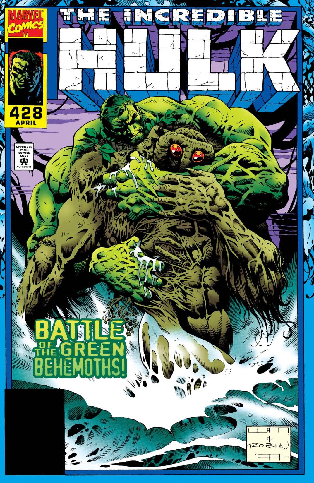 Incredible Hulk Vol 1 428