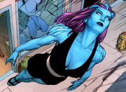Laurie Tromette (Earth-616) Uncanny X-Men Vol 1 539