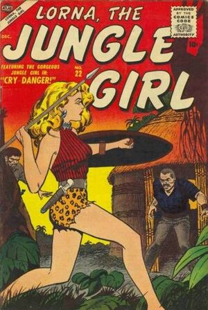 Lorna, the Jungle Girl Vol 1 22
