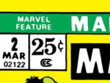 Marvel Feature Vol 1 2