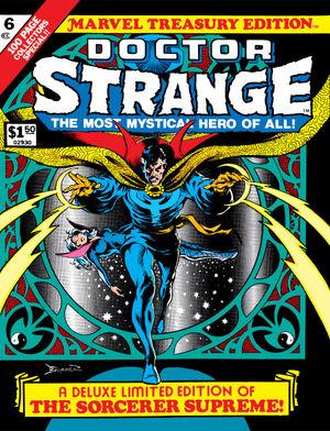 Marvel Treasury Edition Vol 1 6