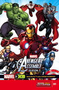 Marvel Universe Avengers Assemble Season Two Vol 1 1