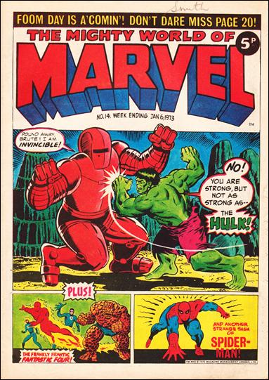 Mighty World of Marvel Vol 1 14